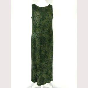 Teddi Petite Dress Size 12 Multi Color Sleeveless